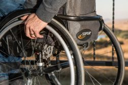 accessibilita sedia a rotelle google maps